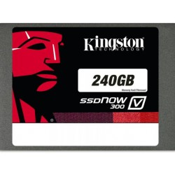 S.S.D. SATA 3 240 GB Kingston V300