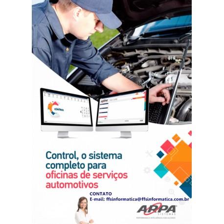 SISTEMA CONTROL PARA SERVIÇOS AUTOMOTIVOS